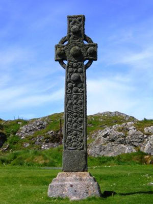 St Martin's Cross Iona